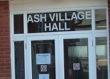 Ash Village Hall
